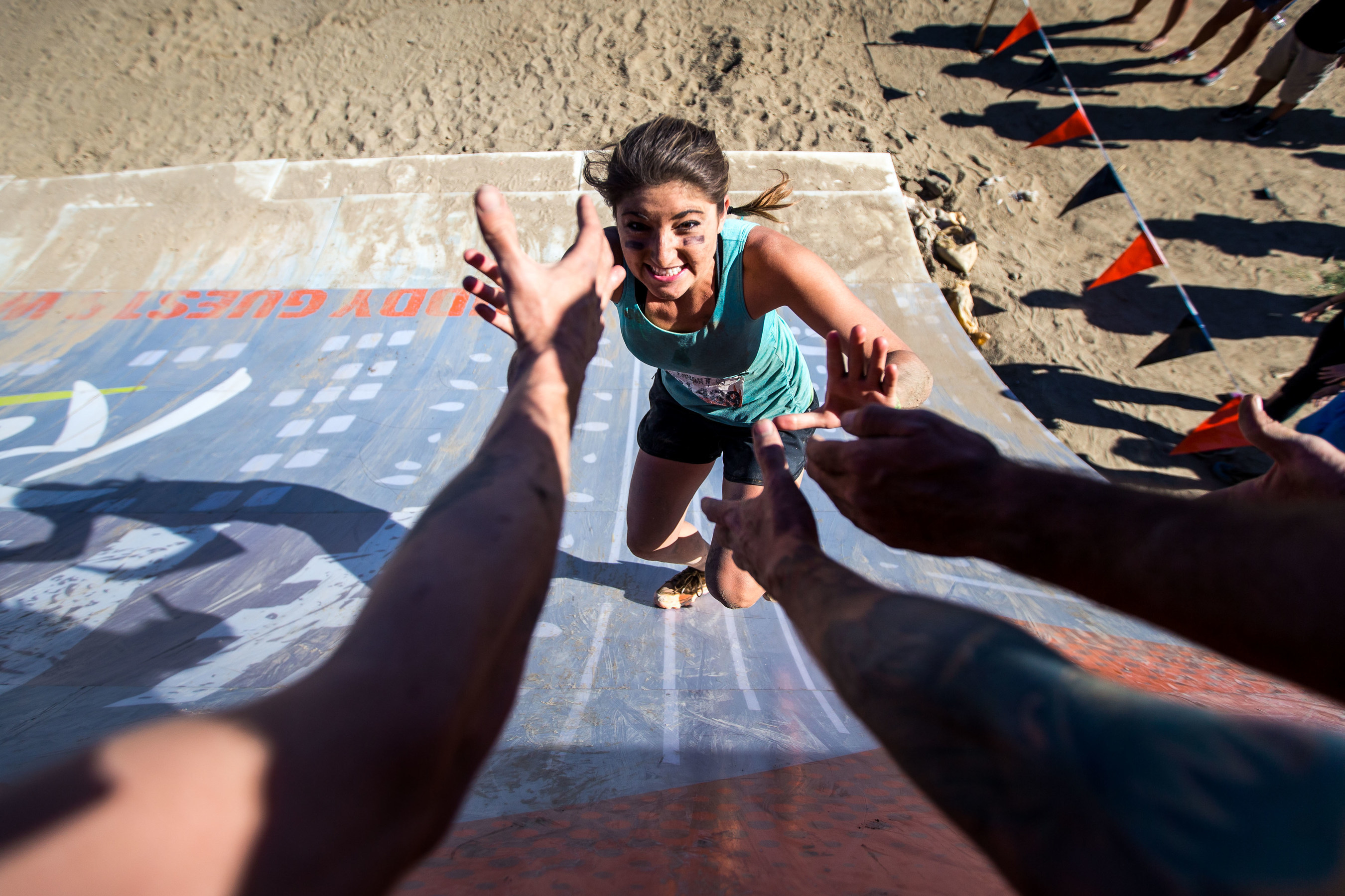 Merrell will also be the presenting partner for Tough Mudder Half, a new event series bringing the mud and obstacles Tough Mudder is known for to a shorter-distance format