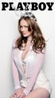 Standard: Playboy Kim Phillips.  (PRNewsFoto/Playboy Enterprises, Inc.)
