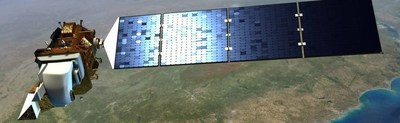 Landsat 9 Satellite: Courtesy NASA Goddard