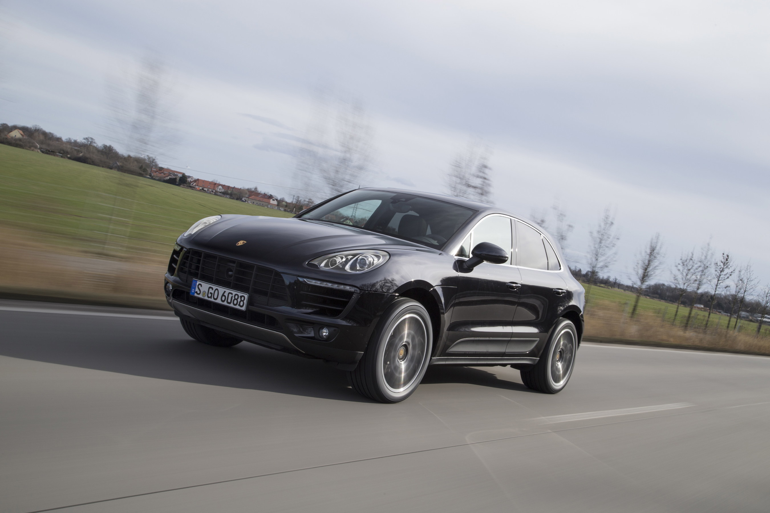 The Porsche Macan - in its first year included in the study - ranks highest in the J.D. Power 'APEAL' study 'Compact Premium SUV' segment.