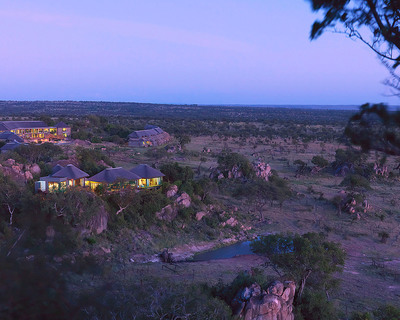 Four Seasons Safari Lodge Serengeti, Tanzania officially opened its doors today, the first Four Seasons in Sub-Saharan Africa.  (PRNewsFoto/Four Seasons Hotels and Resorts)