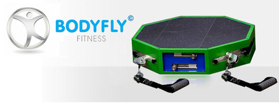 BodyFly Fitness Launches a New Campaign on Kickstarter.  (PRNewsFoto/BodyFly Fitness)