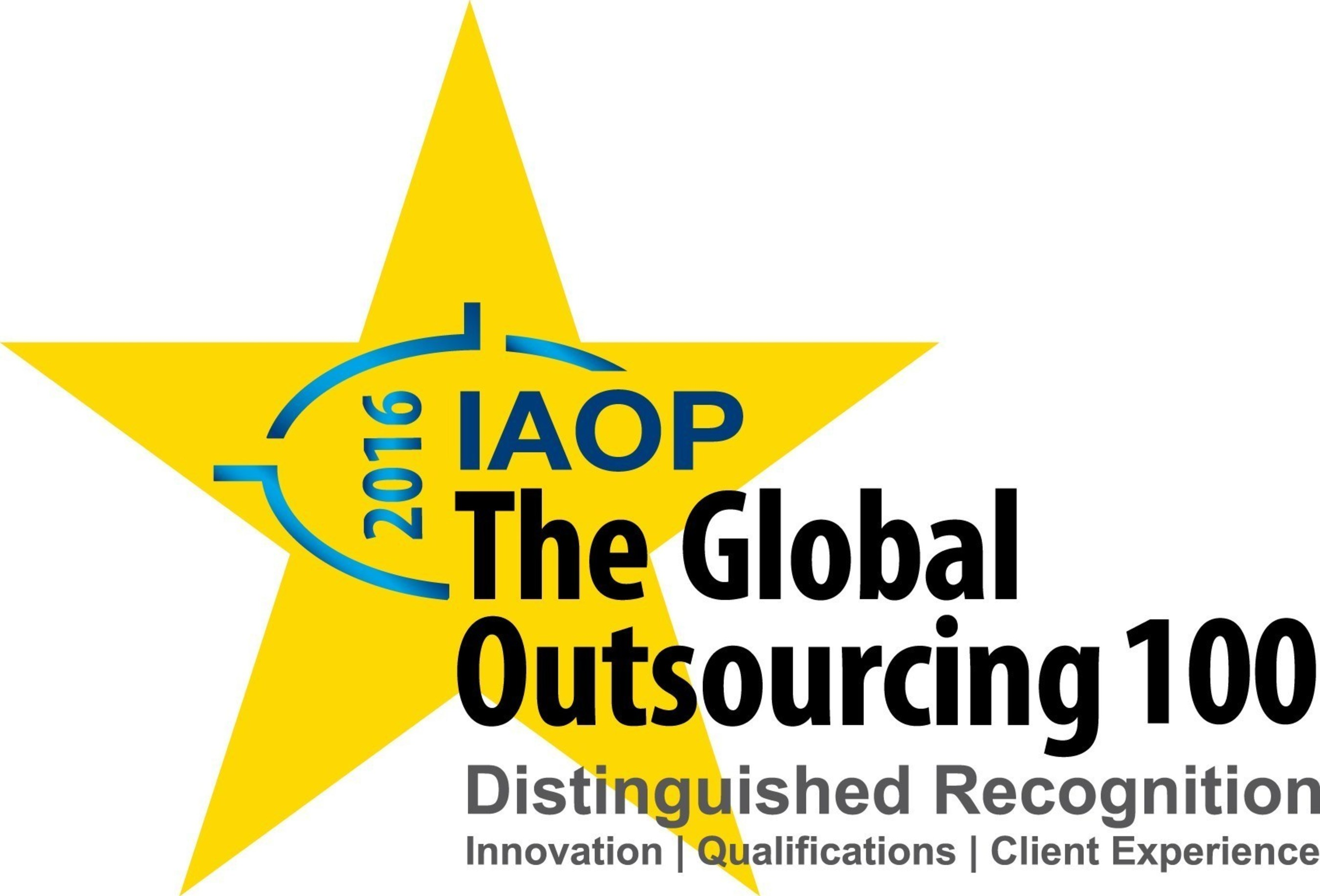 """Integreon Receives IAOP Distinguished """"Gold Star"""" Honors for Programs for Innovation, Qualifications and Client Experience"""