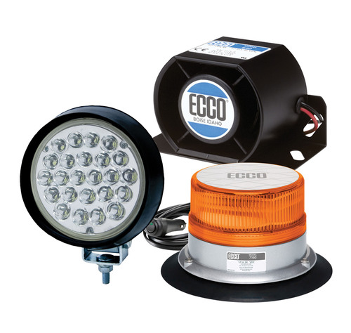 Del City expands its ECCO Lights offering. Visit delcity.net or call 800.654.4757 to place an order.  (PRNewsFoto/Del City)