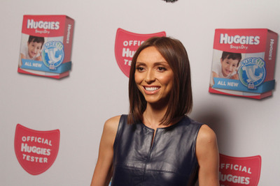 Giuliana Rancic teamed up with Huggies(R) to encourage parents everywhere to join her as an Official Huggies(R) Tester.  (PRNewsFoto/Kimberly-Clark)