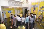 PR NEWSWIRE INDIA - Participants at the Sandvik Coromant Productivity Center (PRNewsFoto/Sandvik Coromant)