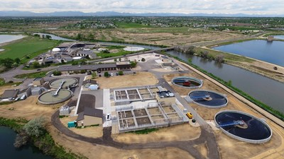 An upgrade project for the South Adams County Water and Sanitation District earned Burns & McDonnell Excellence Award honors at the American Council of Engineering Companies of Colorado 2017 Engineering Excellence Awards.