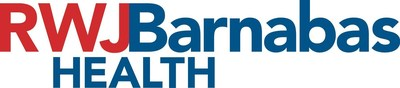 RWJBarnabas Health unveils the new logo.