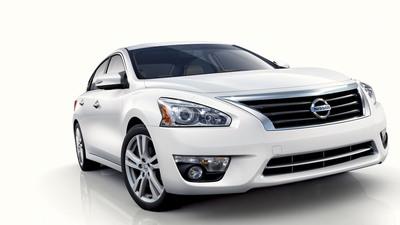 2013 Nissan Altima Sedan Makes World Debut at New York International Auto Show and Announces Starting Price of $21,500 U.S.  (PRNewsFoto/Nissan North America, Inc.)