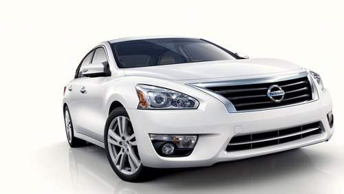 Nissan Announces $21,500 U.S. Starting Price for All-New 2013 Altima Sedan