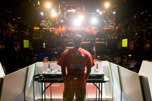 Acclaimed spin veterans/beatsmiths DJ Clue, Just Blaze, Funkmaster Flex and GRAMMY Award winner Spinderella ...