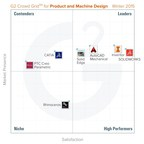 Grid of Best Product Machine Design Software PMD - G2 Crowd Winter 2015