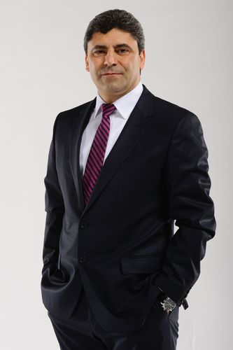 Turkcell Investor and International Media Relations Director Nihat Narin