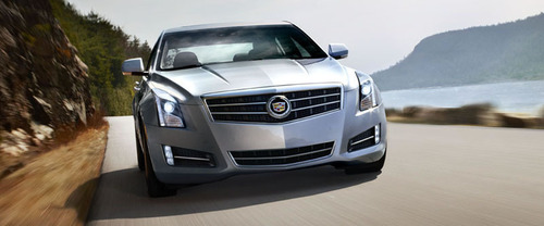 The Cadillac ATS is poised to continue its success in 2014 after being named the 2013 North American Car of the Year. (PRNewsFoto/Bill Jacobs Cadillac)