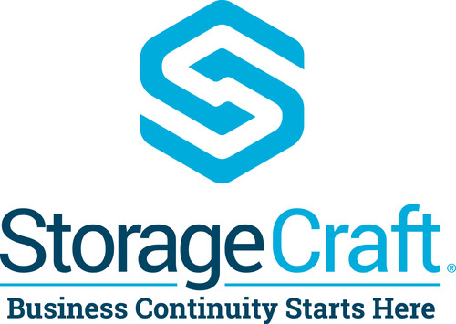 StorageCraft Technology Corporation provides best-in-class backup, disaster recovery, system migration, data protection, and cloud services solutions for servers, desktops and laptops. StorageCraft delivers software and services solutions that enable users to maintain business continuity during times of disaster, computer outages, or other unforeseen events by reducing downtime, improving security and stability for systems and data. For more information, visit www.storagecraft.com.  (PRNewsFoto/StorageCraft Technology Corporation)