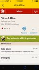 Users can now order food within the YP app thanks to new GrubHub integration (PRNewsFoto/YP)