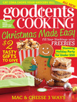 Hoffman Media, LLC Adds To Portfolio With Launch Of Good Cents Cooking Magazine Targeting The Budget Conscious Foodie