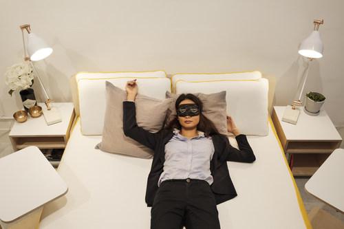 eve Sleep dreaming big following Pounds Sterling13.9M Series B success (PRNewsFoto/eve Sleep)