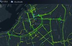 Cloud data application for Gothenburg (PRNewsFoto/NIRA Dynamics)