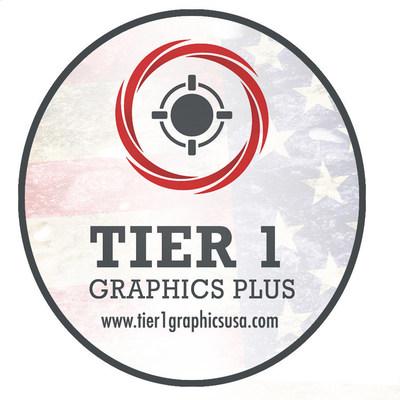 Tier 1 Graphics USA Logo