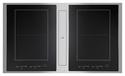 First Induction Downdraft Cooktop From Jenn Air ...