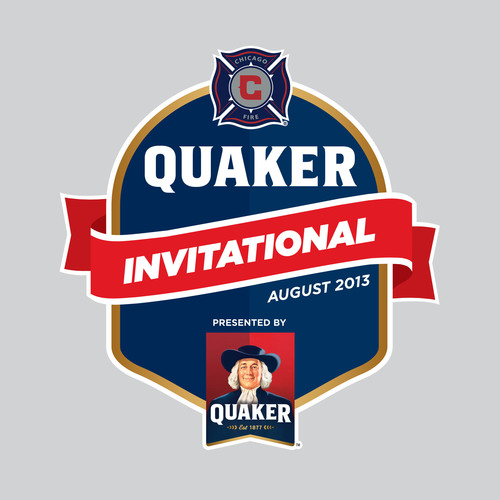 Quaker Oats and Chicago Fire Help Nourish and Fuel Healthy Families Through Continued Partnership.  (PRNewsFoto/The Quaker Oats Company)
