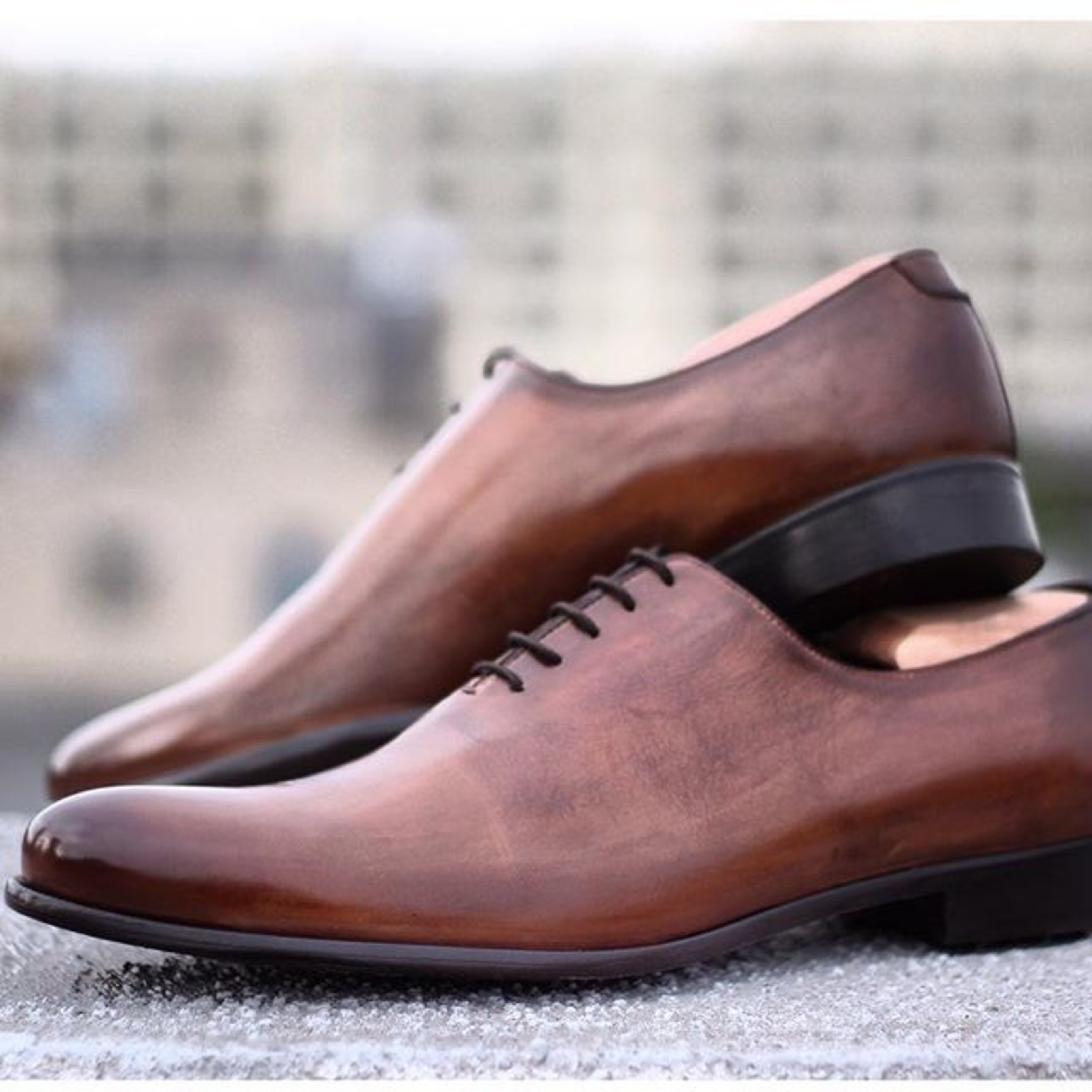 Paul Evans Donates Handcrafted, Italian Shoes to Homeless for NYC Department of Homeless Services