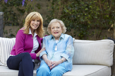Longtime Lifeline customers Betty White and Leeza Gibbons partner with Philips to discuss aging with humor and grace.