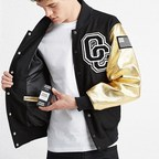 mophie Joins Opening Ceremony To Introduce Limited Edition Varsity Jacket Combining High-Fashion And Mobile Tech