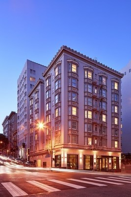 Pineapple Hospitality selects FiberLAN from DASAN Zhone Solutions to provide high-speed Internet access for guests at The Alise hotel in San Francisco.  Photo Credit: Russell Abraham Photography