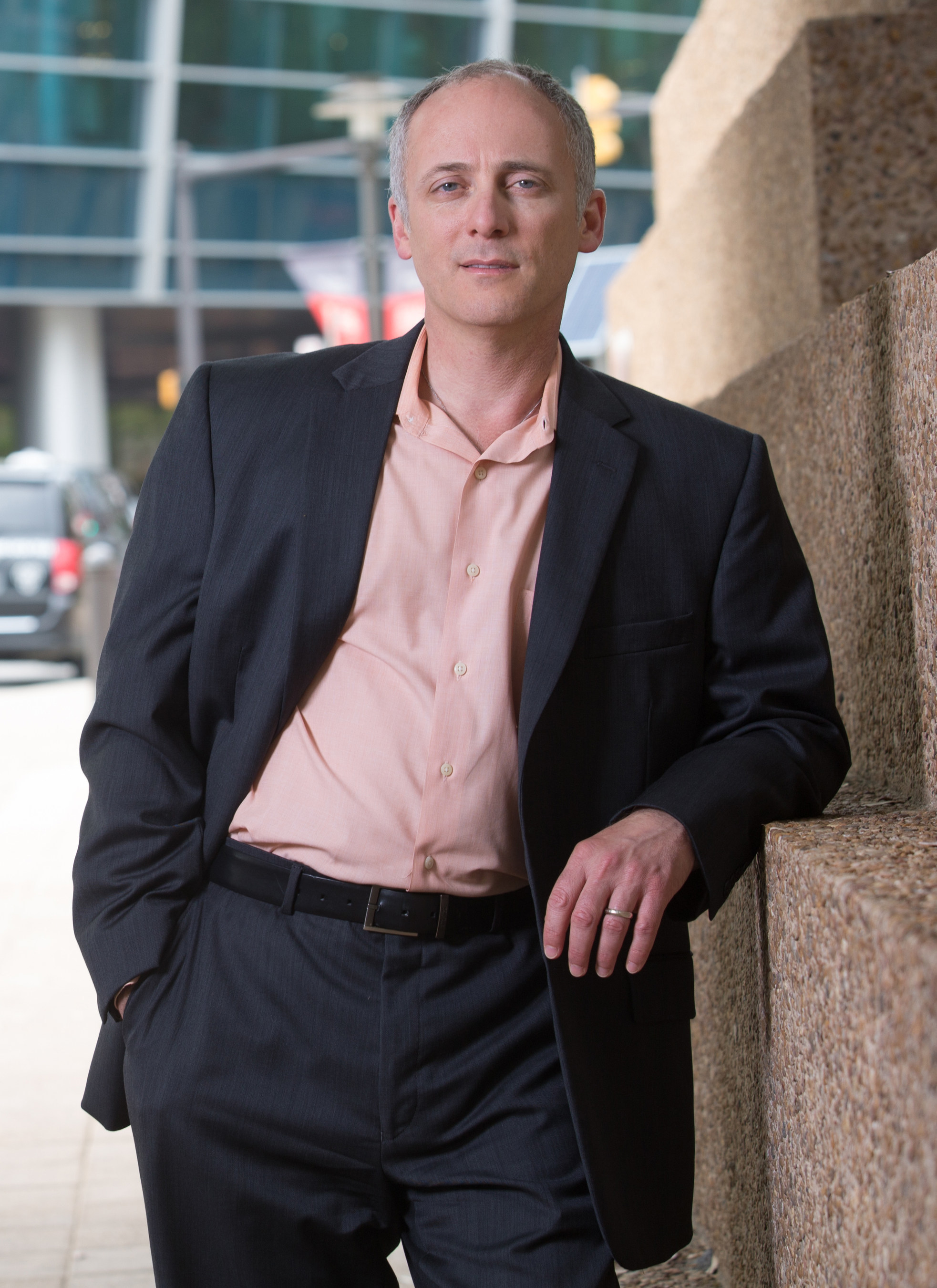 Texas A&M University School of Law Professor Gabriel Eckstein.