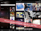 StyleTag Fashion App Now Available for iPad.  (PRNewsFoto/SK Planet)