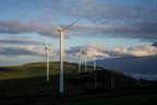 ABB helps Azores in the mid-Atlantic boost wind capacity, incorporate renewable energy and maintain the stability of grid.  (PRNewsFoto/ABB)