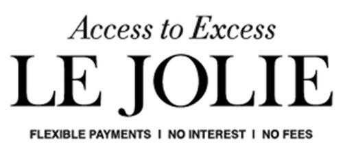 Access to Excess. (PRNewsFoto/LeJolie.com)