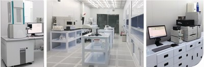 State-of-the-art ChemTrace(R) Korea Laboratory located in Hwaseong, Republic of Korea.