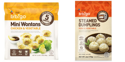 Bibigo Mini Wontons and Steamed Dumplings