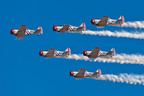 The GEICO Skytypers will be performing at the 2013 Wings Over North Georgia air show. (PRNewsFoto/JLC AirShow Management)