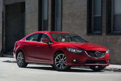 "2014 Mazda6 Named ""Car of the Year"" by Popular Mechanics. (PRNewsFoto/Mazda North American Operations) (PRNewsFoto/MAZDA NORTH AMERICAN OPERATIONS)"