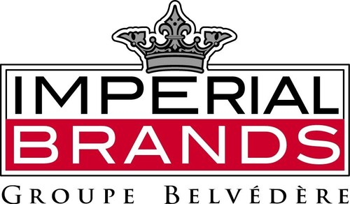 Imperial Brands, Inc. is an importer and marketer of distinctive spirits and is most notably known for brands such as Sobieski Vodka, 4 Orange Vodka, Sammy's Beach Bar Rum and now, Kerrygold Irish Cream Liqueur. (PRNewsFoto/Imperial Brands, Inc.)
