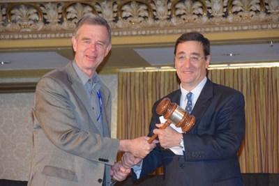 Arthur J. Tipton, Ph.D., Named President of Controlled Release Society