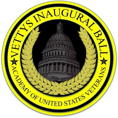 Vettys Presidential Inaugural Ball Seal