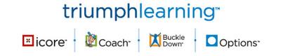 TL full logo.  (PRNewsFoto/Triumph Learning)