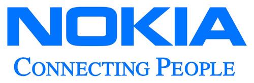 Nokia logo.  (PRNewsFoto/Nokia)