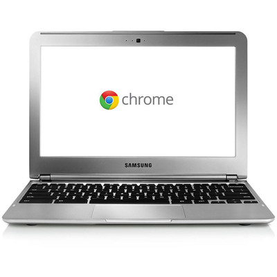 The Samsung Chromebook was chosen as the best budget laptop for students.  (PRNewsFoto/10rate)