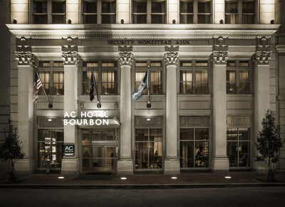 AC Hotels by Marriott Imports European Sophistication to North America; pictured: AC Hotel New Orleans Bourbon