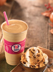 "Baskin-Robbins Invites Guests To ""Fall"" In Love With New September Flavor Of The Month And Seasonal Frozen Treats (PRNewsFoto/Baskin-Robbins)"