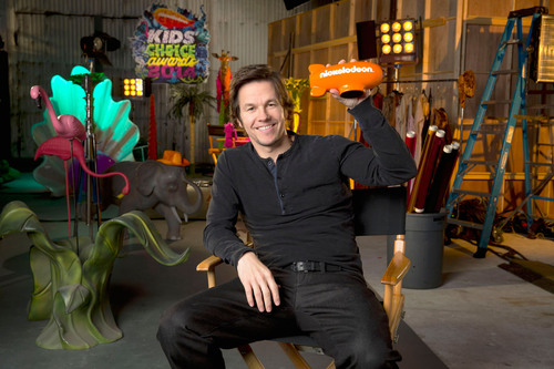 Hollywood Superstar Mark Wahlberg Set To Host Nickelodeon's 27th Annual Kids' Choice Awards. (PRNewsFoto/Nickelodeon) (PRNewsFoto/NICKELODEON)