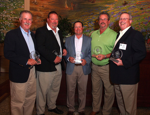 Braemar Country Club Wins 25th Annual 2011 Acura ClubCorp Team Championship/Country Clubs and