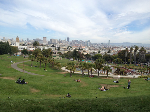 San Francisco's The Mission; one of Redfin's Real Estate Neighborhoods to Watch in 2013.  (PRNewsFoto/Redfin Corporation)