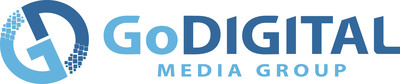 GoDigital Media Group Logo.  (PRNewsFoto/GoDigital Media Group)